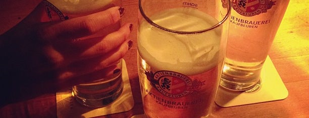 malzraum is one of Die Nacht in München.