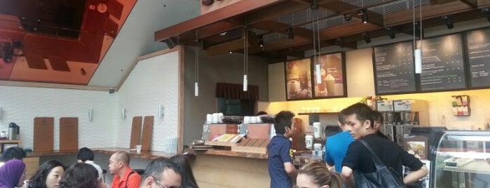 Starbucks is one of Hong Kong.