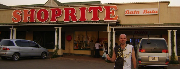 Shop Rite is one of Zambiya Victoria Selalesi.
