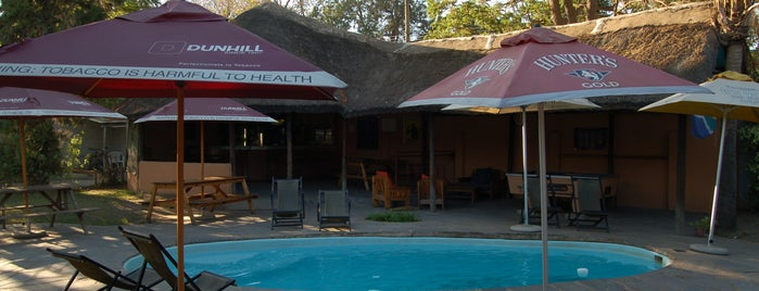 Lusaka Backpackers is one of Zambiya Victoria Selalesi.