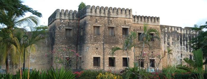 Old Fort Zanzibar is one of Tanzanya Zanzibar Gezilecek Yerler.