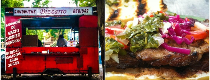 Bizarro Tu Lugar is one of Pick Up The Fork's Best of BA Guide.