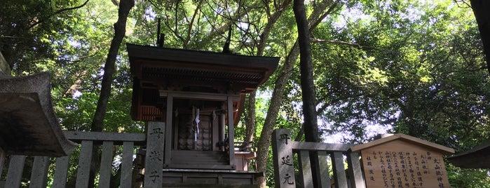 大山祇神社 is one of みんなで歩こう♫こんぴらさん.