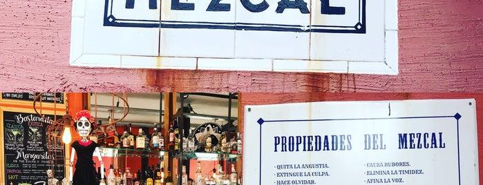 Mezcal is one of สถานที่ที่ Sabrina ถูกใจ.