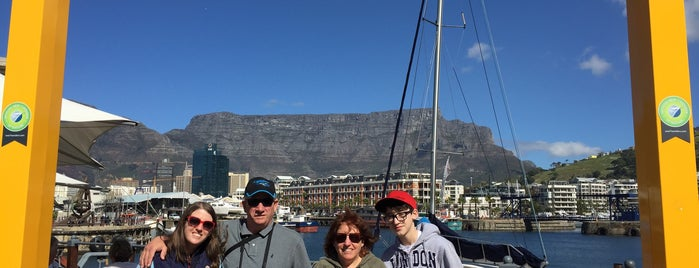 Cape Town Waterfront is one of Lugares favoritos de Sabrina.