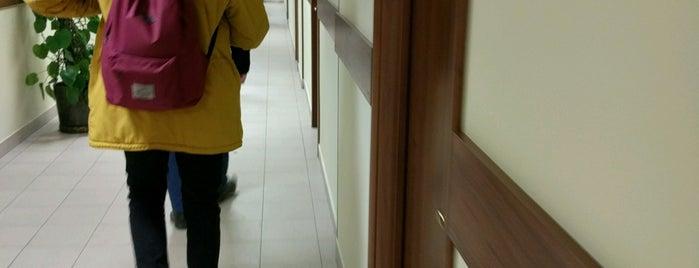 Сбербанк Технологии is one of Офисы, в которых можно подписаться на фрукты (ч.2).