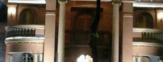 Casa Rosada (Funeral House) is one of Meus locais preferidos.