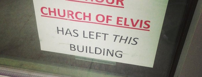 24 Hour Church of Elvis is one of adventures in pdx.