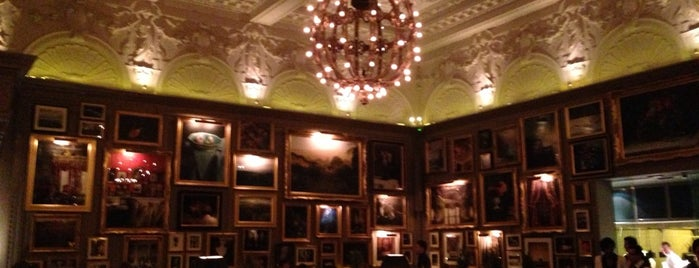 Berners Tavern is one of Recommendations - London.