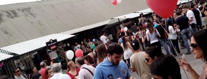 O Mercado - Feira Gastronômica is one of Gespeicherte Orte von Carla.
