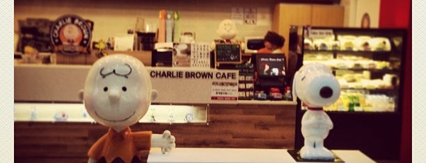 Charlie Brown Cafe is one of Lugares favoritos de Gabrielle.