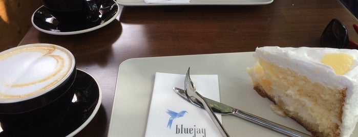 BlueJay Coffee House is one of Angara Life.