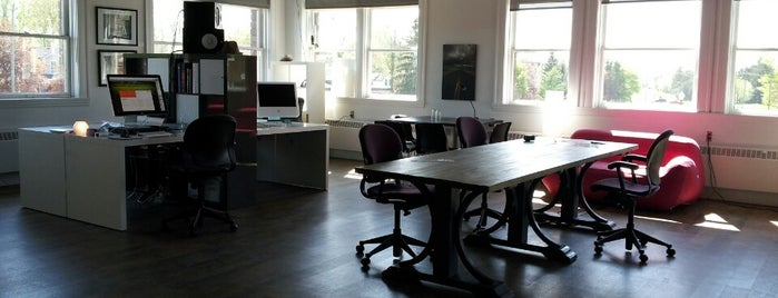3rdRail Society is one of Coworking Spaces (Ontario).