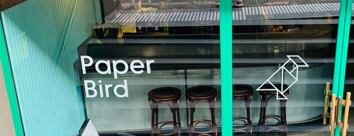 Paper Bird is one of Sydney food&drink.