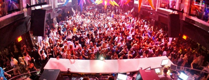 LIV Miami is one of Welcome to Miami.