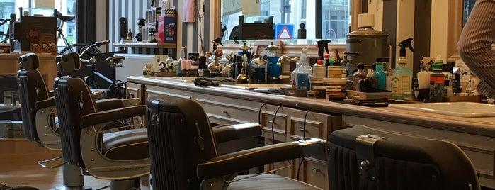 Barbier Tom is one of Locais curtidos por Gert.