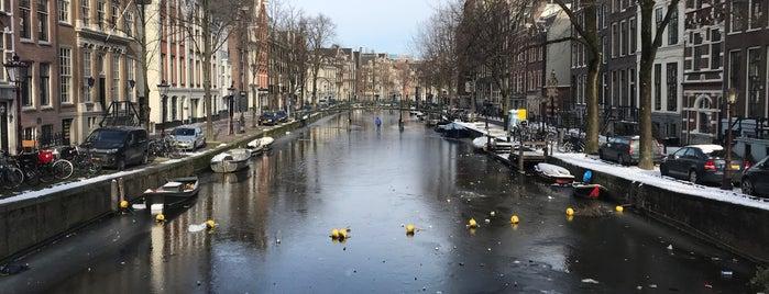 Sleutelbrug (Brug 201) is one of Amsterdam.