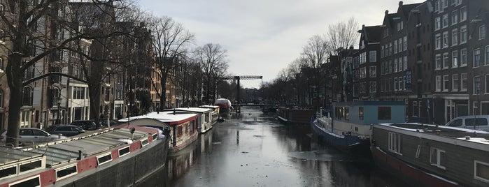 Dommersbrug (Brug 148) is one of Amsterdam.