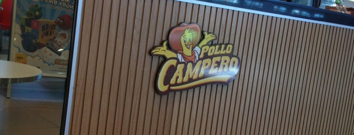 Pollo Campero is one of Posti salvati di Ruben.