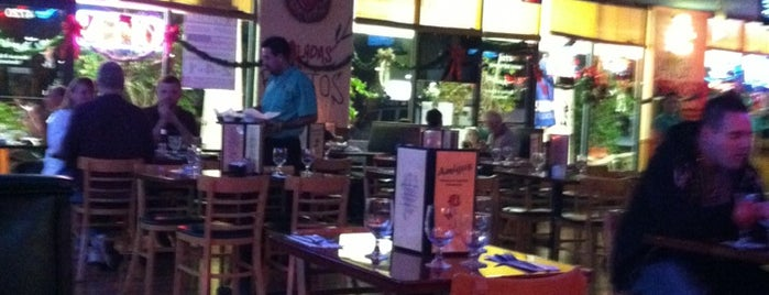 Amigos Mexican & Spanish Restaurant is one of Want to Try Out New 3.