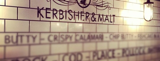 Kerbisher & Malt is one of London to-do.