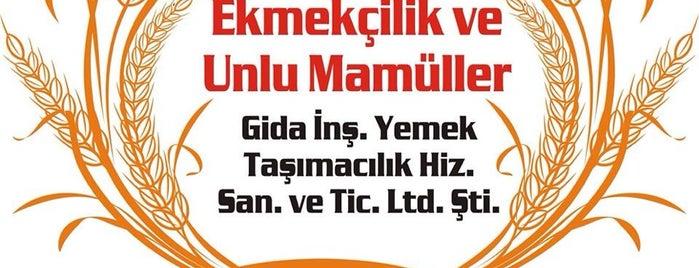 Özgür Ekmek,Pasta ve Unlu Mamulleri is one of สถานที่ที่บันทึกไว้ของ Emre.