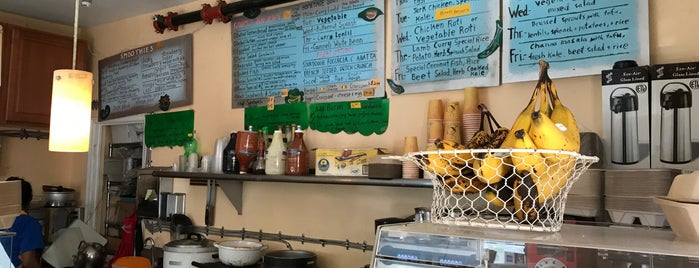 Anula's Cafe is one of East Bay.