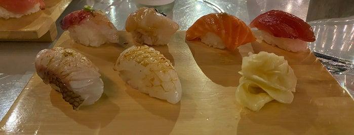 Sushi on Jones is one of Hit List.