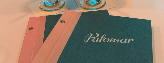 Palomar is one of PDXcellent.