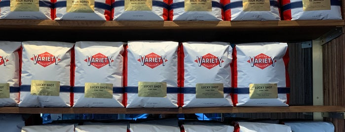 Variety Coffee Roasters is one of NYC Manhattan East 65th St+.