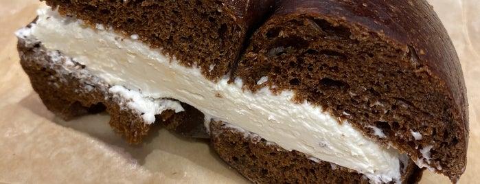 Browns Bagels is one of Orte, die Keri gefallen.