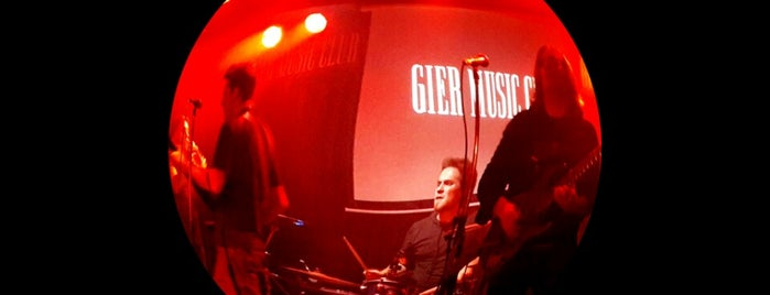Gier Music Club is one of Rock@Baires.