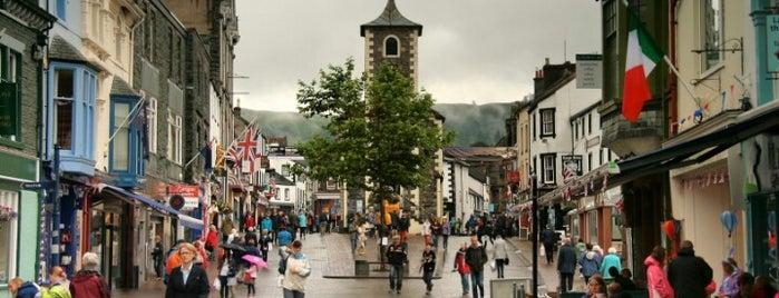 Keswick is one of Po stopách Karla Čapka v Anglii.
