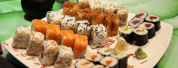 Sushi Nomi is one of Barcelona.