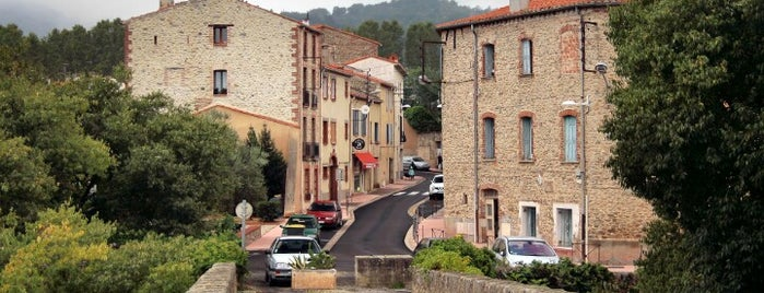 Céret is one of Pirinexus.