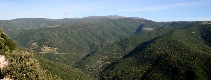 Serra de l'Arca is one of Pueblos y lugares.