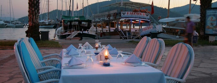 Özcan Restaurant is one of KAŞ&FTHYE.