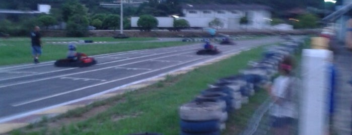 Kart Club de Brusque is one of Orte, die Luis Gustavo gefallen.