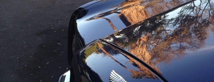 Charles Agapiou - Rolls Royce Servicing is one of US18: Los Angeles.