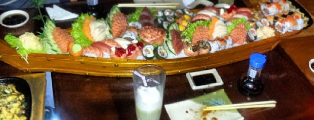 Mitsuru Sushi is one of Pra conhecer.