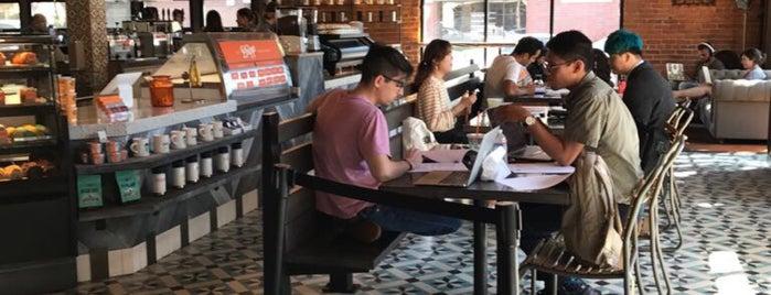 LA Coffeehouses