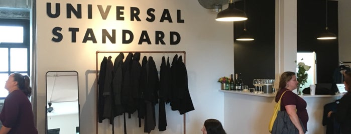 Universal Standard is one of Shopping in Seattle.