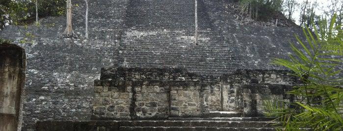 Zona Arqueológica Calakmul is one of Locais curtidos por Andrea.