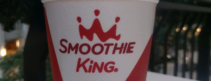 Smoothie King is one of Oklahoma.