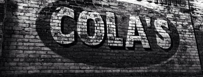 Cola's is one of TODO - Columbia.