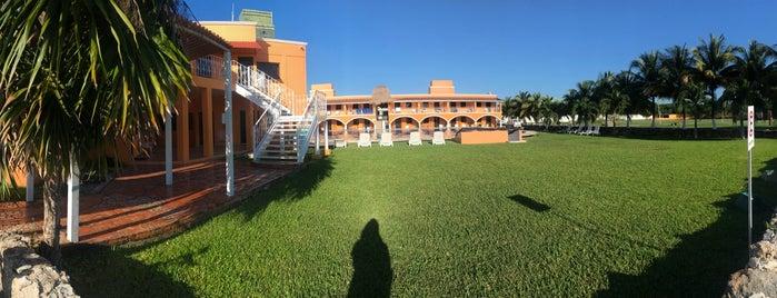 Hotel Hacienda Campestre is one of Lieux qui ont plu à Karen.