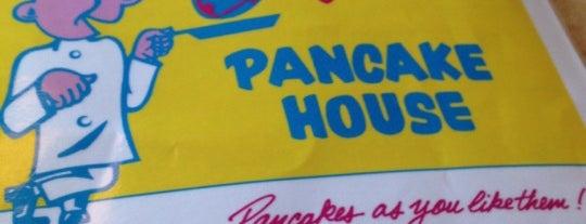 The Original Pancake House is one of Orte, die Harvey gefallen.