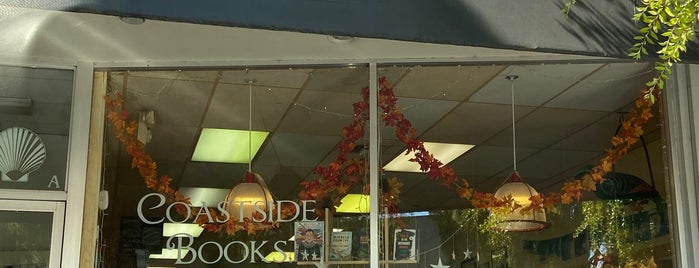 Coastside Books is one of HWY1: SF to Davenport.