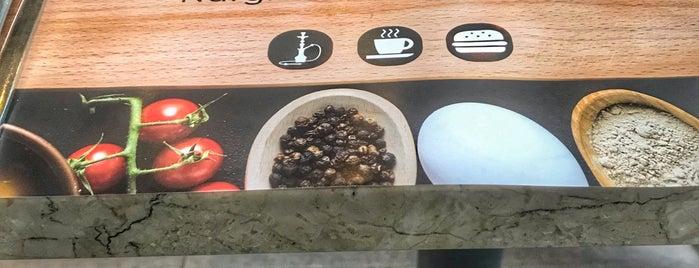 İstişâre is one of Cafe.