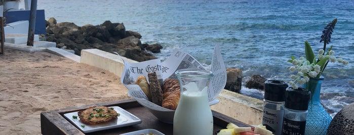 Scuba Lodge Ocean Front Bar & Restaurant is one of Curaçao.